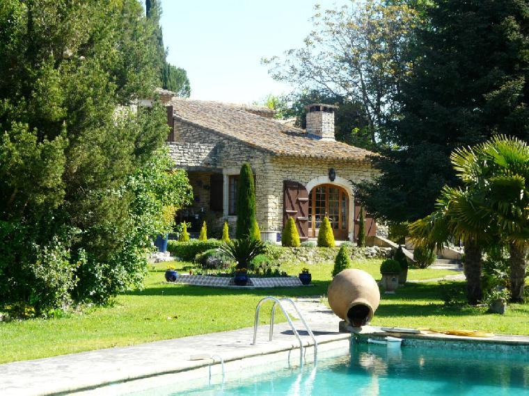location villa piscine aix en provence - location vacances villa aix en provence ref 1658 3 chambres