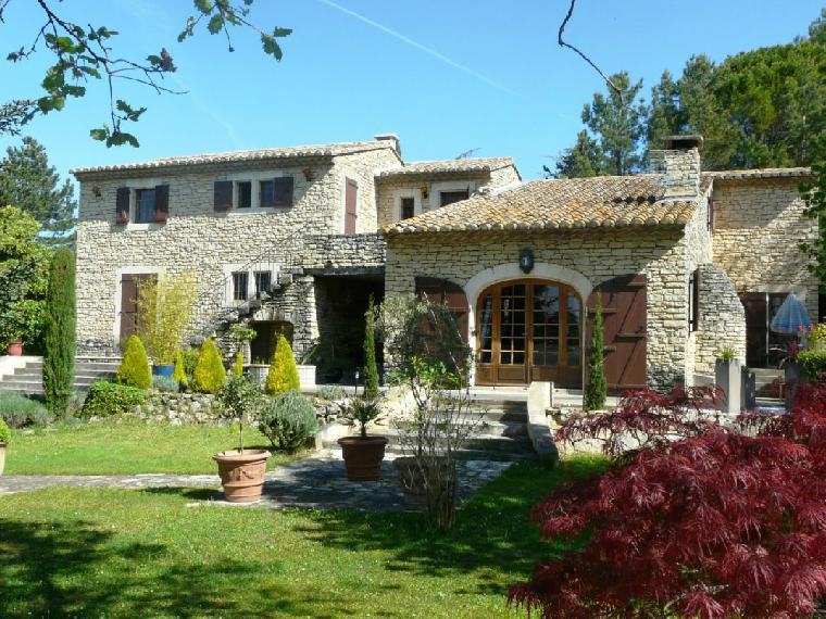 Location vacances villa aix en provence ref 1658 3 chambres for Location vacances aix en provence avec piscine