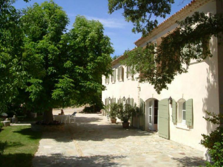 Location vacances mas bastide la motte d aigues ref 33 for Photo de mas provencal