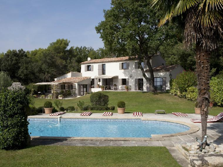 Location vacances villa aix en provence ref 534 5 chambres - Chambre des commerces aix en provence ...