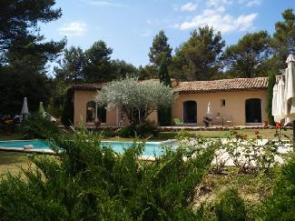 Location Vacances Villa - Saint Marc Jaumegarde