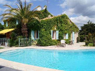 Location Vacances Villa - Simiane Collongue